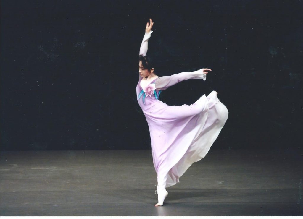 全国青少年夏の舞踊祭2019終了②