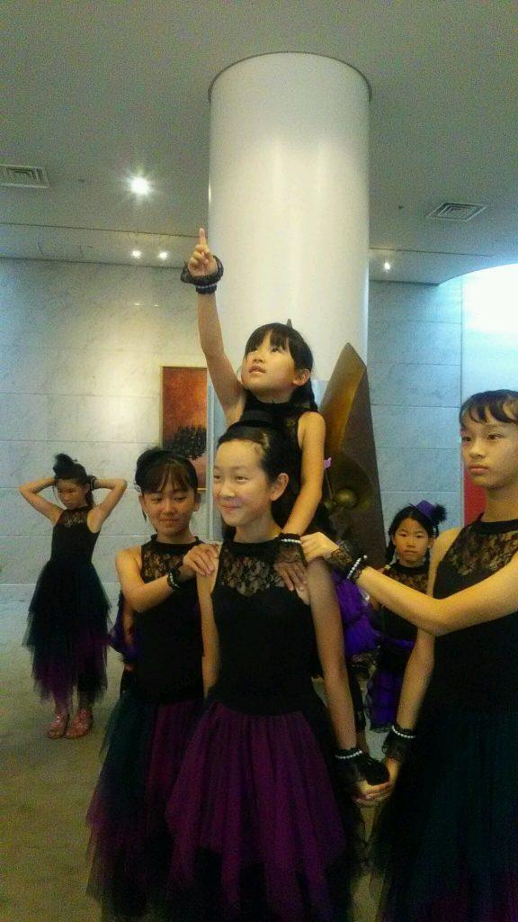 全国青少年夏の舞踊祭